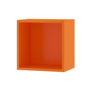 Полка-куб навесная Комфорт - S Arvo Теини М 2 манго