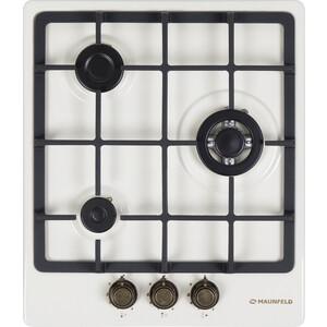 Газовая варочная панель MAUNFELD EGHE 43.33CBG.R/G cooking panel maunfeld eghe 64 43cw g white