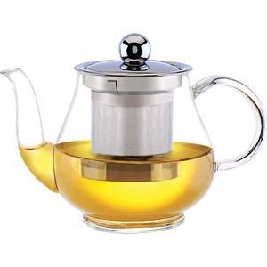 Фото - Заварочный чайник 1.5 л TimA Каркаде (QXA105-15) заварочный чайник 1 2 л vitesse vs 4006