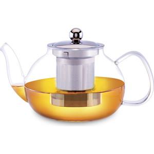 Заварочный чайник 0.8 л TimA Ромашка (QXA132-08) цена в Москве и Питере
