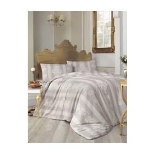 Комплект постельного белья Ranforce 1,5 сп, хлопок, Masal (298/64/CHAR002) Коричневый
