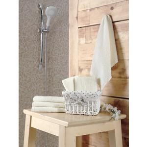 Набор кухонных полотенец 6 штук Karna Pruva (30X30) (5114/CHAR004) Кремовый