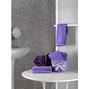 Набор кухонных полотенец 5 штук Karna Twist (30X30) (5115/CHAR003) Светло-лаванда