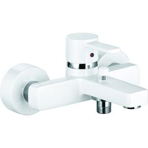 Смеситель для ванны Kludi Zenta белый (386709175)