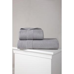 Полотенце Truva (90X150) (2669/CHAR008) Серый