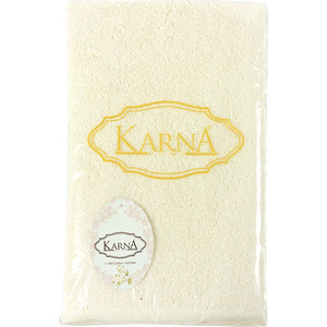 Полотенце Karna Efor (70X140) (3164/CHAR006) Сиреневый