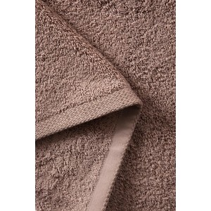 Полотенце Karna Apollo (70X140) (3202/CHAR003) Темно-коричневый