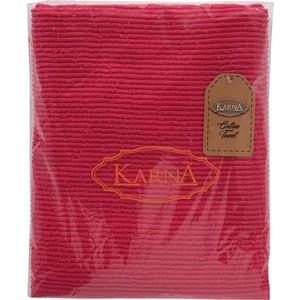 Полотенце Karna Linda (70X140) (3220/CHAR002) Серый