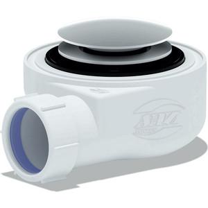 Сифон для душевого поддона АНИ пласт 1 1/2х50 h 53 мм, Клик-клак(грибок) (E450CLG)