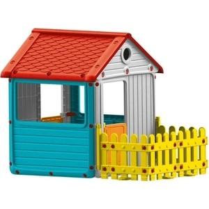 Домик Dolu с забором (3013) цена 2017