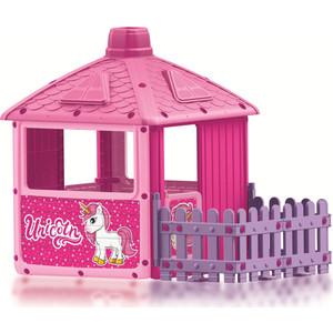 Домик Dolu с забором для девочек (2511) цена 2017