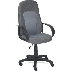 Кресло TetChair PARMA ткань, серый/серый, 207/12