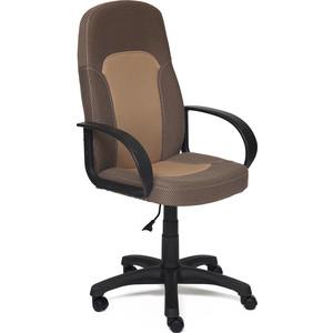 Кресло TetChair PARMA ткань, бежевый/бронзовый, ЗТ12Л/21