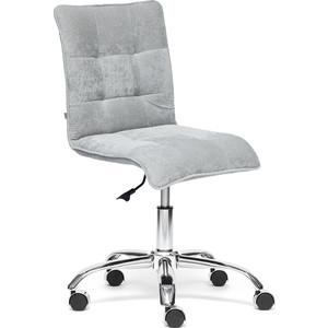 Кресло TetChair ZERO ткань, серый, Мираж Грей