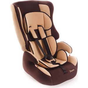 Автокресло Zlatek ATLANTIC Lux, коричневый (УТ0000030) автокресло zlatek atlantic lux группа 1 2 3 brown крес0222