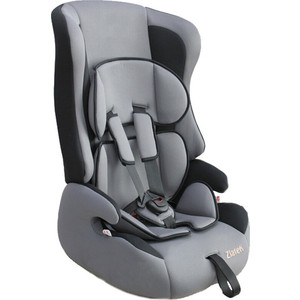 Автокресло Zlatek ATLANTIC Lux, серый (УТ0000032)
