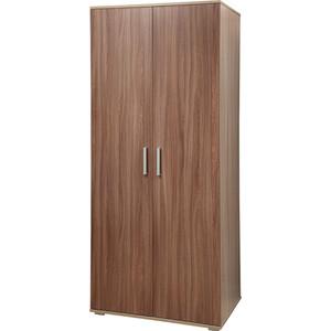 все цены на Шкаф для одежды Олимп 06.14 - 02 ясень шимо светлый/ясень шимо темный онлайн