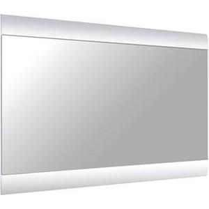 Зеркало навесное Олимп Камила венге/белый глянец снег/зеркало