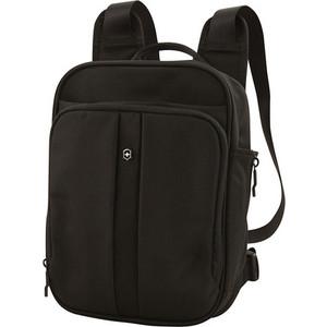 цена Рюкзак-мини Victorinox Flex Pack, черный, 22x10x29 см, 6 л онлайн в 2017 году