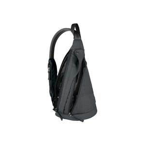 Рюкзак городской Victorinox Monosling, с одним плечевым ремнем, черный, 23x14x41 см, 13 л