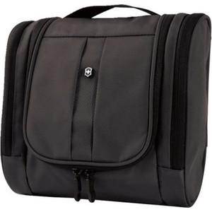 цена на Несессер Victorinox Несессер Victorinox, черный, 24x11x23 см, 6 л