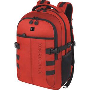 Рюкзак городской Victorinox VX Sport Cadet 16'', красный, 33x18x46 см, 20 л рюкзак городской victorinox vx sport cadet цвет голубой 20 л подарок нож брелок escort