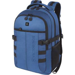 Рюкзак городской Victorinox VX Sport Cadet 16'', синий, 33x18x46 см, 20 л рюкзак городской victorinox vx sport cadet цвет голубой 20 л подарок нож брелок escort
