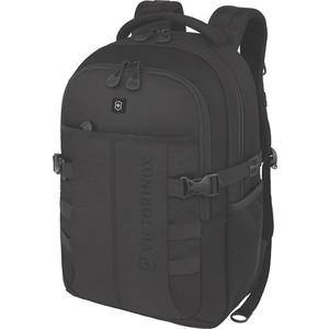Рюкзак городской Victorinox VX Sport Cadet 16'', черный, 33x18x46 см, 20 л босоножки versace jeans versace jeans ve006awahjx9