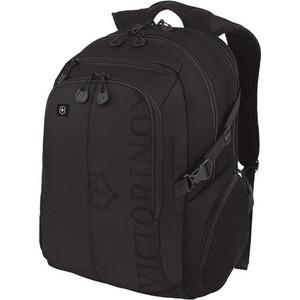 Рюкзак городской Victorinox VX Sport Pilot 16'', черный, 34x28x47 см, 30 л рюкзак городской victorinox vx sport cadet цвет голубой 20 л подарок нож брелок escort