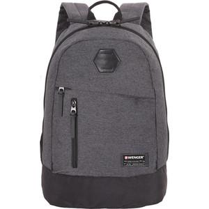 Рюкзак городской Wenger 13'', серый, 32х16х45 см, 22 л, шт цена и фото