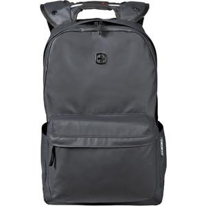 Рюкзак городской Wenger 14, с водоотталкивающим покрытием, черный, 28x22x41 см, 18 л, шт