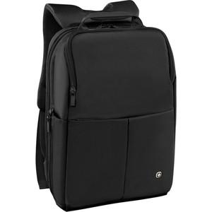 Рюкзак городской Wenger 14, черный, 28x17x42 см, 11 л, шт