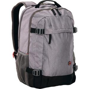 Рюкзак городской Wenger 16'', серый, 33x28x46 см, 28 л, шт рюкзак городской wenger 34 л зеленый камуфляж 37х19х48 см