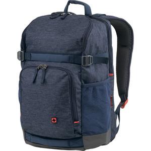 Рюкзак городской Wenger 16'', синий, 30x25x45 см, 24 л, шт рюкзак wenger синий чёрный 3253303408 26 л