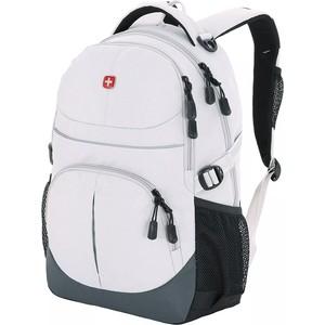 Рюкзак дорожный Wenger серый, со светоотражающими элементами, 33х15х45 см, 22 л, шт wenger wenger рюкзак для подростков 20 л чёрный красный