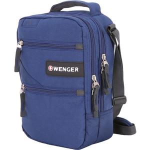 Сумка-планшет Wenger синяя, 22x9x29 см, шт