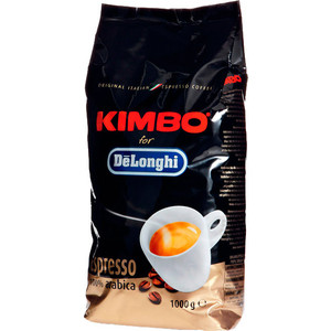 Кофе в зернах Kimbo Espresso 100% Arabica, 1000гр