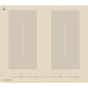 Электрическая варочная панель MAUNFELD EVI.594.FL2(S)-BG цена 2017