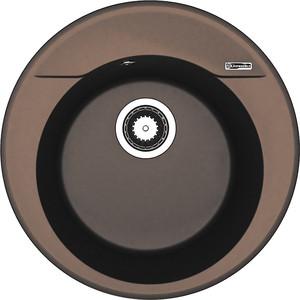 Кухонная мойка Flortek Авис 500 коричневый (23.010.B0500.105)