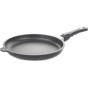 Сковорода d 28 см AMT Gastroguss Frying Pans (AMT428) крышка d 28 см amt gastroguss glass lids amt028