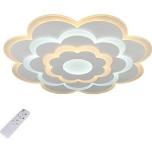 Фото - Потолочный светодиодный светильник с пультом Omnilux OML-05107-120 потолочный светодиодный светильник с пультом omnilux oml 48907 48