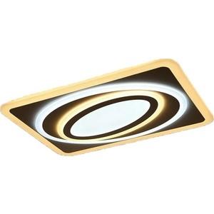 Потолочный светодиодный светильник с пультом Omnilux OML-06007-120