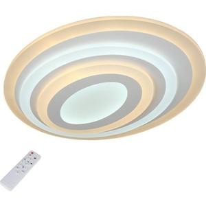 цена на Потолочный светодиодный светильник с пультом Omnilux OML-05207-65