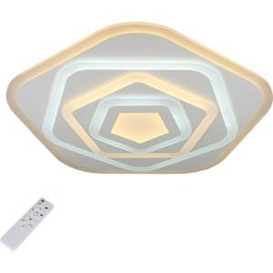 Потолочный светодиодный светильник с пультом Omnilux OML-05407-120