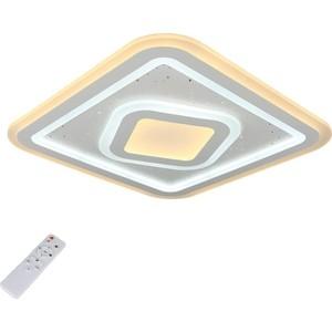 Потолочный светодиодный светильник с пультом Omnilux OML-05607-90
