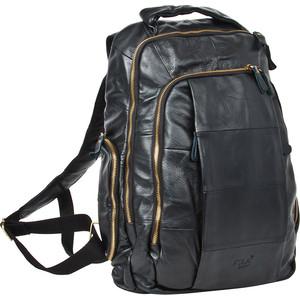 Рюкзак для ноутбука Polar 1805 Black с отд.под ноутбук Кожа