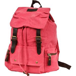 Рюкзак дорожный Polar П1160-01 красный брезент