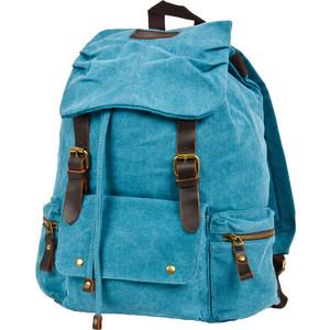 Рюкзак дорожный Polar П1160-04 синий брезент
