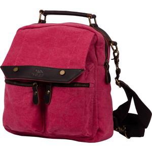Рюкзак дорожный Polar П1449-01 красный брезент