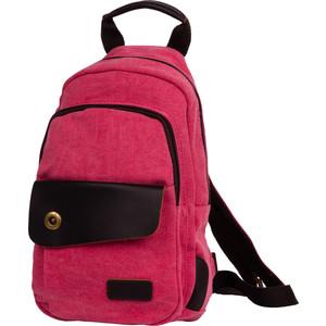 Рюкзак дорожный Polar П2062-01 красный брезент